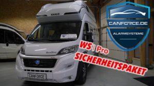 Knaus BoxStar Wohnmobil VAN WS Pro Sicherheitspaket
