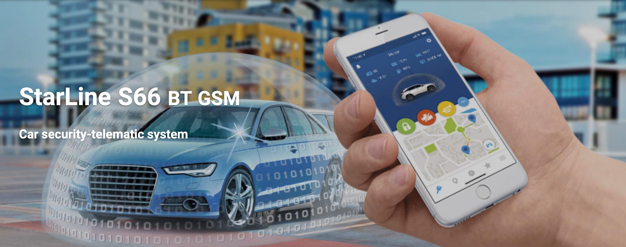 Beste StarLine S66 GPS Alarmanlage nachrüsten Preis