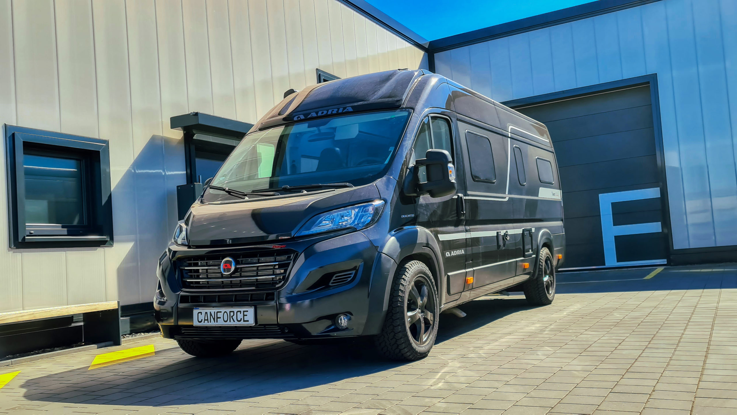 Adria 640 SLB Supreme Camper Alarmanlage | Testsieger Alarmanlage Finesell Ducato 180 PS Power 9-Gang Automatik